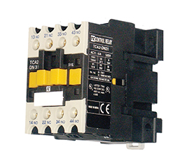 Control Relays Contactor Style