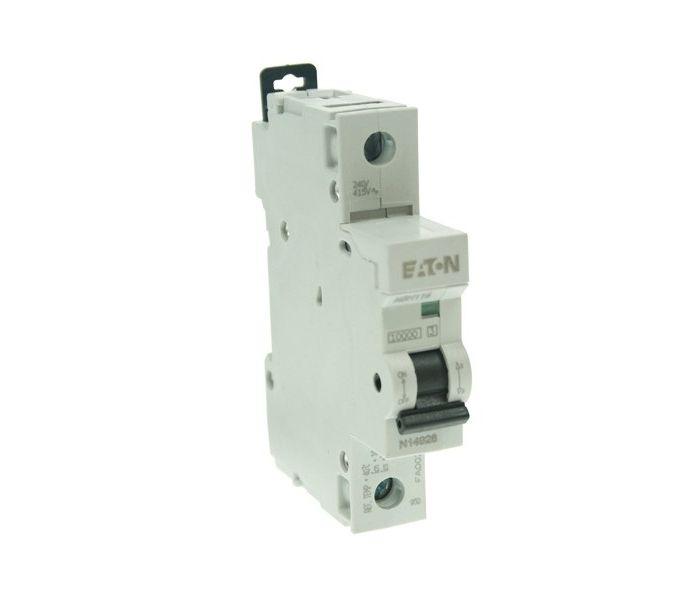 2P 32A Transparent case Mini Circuit breaker MCB DP
