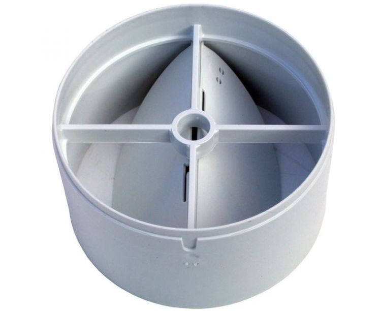 """8 Pack Back draft Shutter For Ducting In line 100 mm 4/"""" Extractor"""