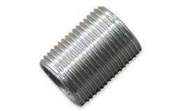 Galvanised Steel Screwed Nipple