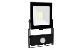BELL 10W Skyline Vista LED PIR Floodlight IP65 2700K