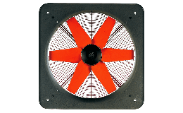 Vortice E254T 4 Pole Plate Axial Fan 360mm Low Pressure