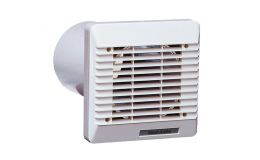 Vent Axia 125mm Wall Mounting -