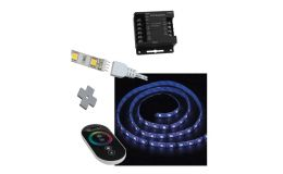 Ansell Cobra RGB Plug and Play Colour Changing LED Strip & Accessories