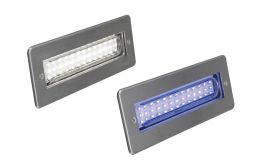Ansell Libretto LED Stainless Steel Bricklight IP65