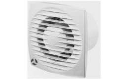 Airflow Aura-eco 100HT 100mm Humidity Bathroom Extractor Timer Fan -