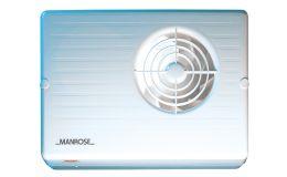 "Manrose 4"" Centrifugal Fan c/w Backdraft Shutter"