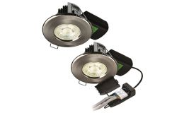 Halers H2 Pro 700 LED Downlights Dimmable Fire Rated IP65