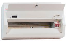 Contactum 18W Isolator Consumer Unit 100A