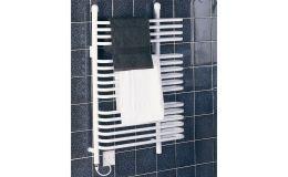 Dimplex BR400 400W Dual Fuel Ladder Towel Rail Radiator