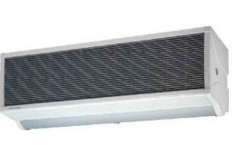 Dimplex 2m LPHW Commercial Air Curtain With Remote