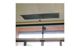 Dimplex 2m Ambient Recessed Commercial Air Curtain