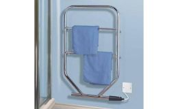 Dimplex TRC150W 120W Oil Filled Electric Towel Rail Chrome