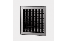 Double deflection grille 250mm