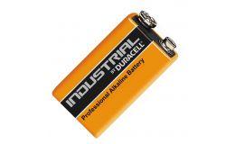 Duracell Industrial 9V Alkailine Battery PP3 6LF22