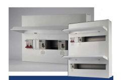Europa Consumer Unit 2x9 Way Switch 2x80A RCCBs