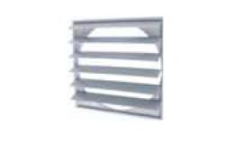 External Gravity shutters 300mm
