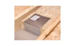 Click Insulation Support Box Freestanding Flat Packed