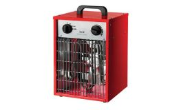 Airmaster 3KW Industrial Portable Fan Heater IPX4