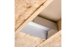 Insulation Support Box For Between Floors - Adjustable