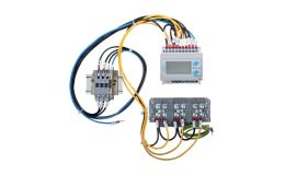 Hager Invicta 3 JK1 MF Meter Pack Modbus Out