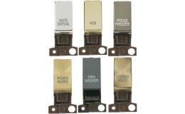 Click MiniGrid 13A Resistive 10AX DP Switch