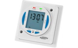 Timeguard 7 day Compact Electronic Timeswitch with Voltage Free Contacts