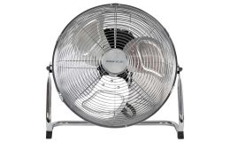 "PRO-ELEC 20"" Chrome High Velocity Fan"
