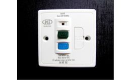 CPN Cudis RCD Protected Spur Unit with Surge Protection