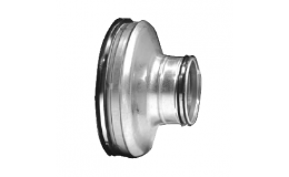 200mm to 100mm short reducer
