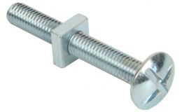 Roofing Nuts & Bolts Metric Boxed in 100s