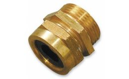 Cond Cable Gland TRS 25mm Brass