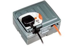 Timeguard Weathersafe Extreme Twin Gang 13A Switched Passive RCD Socket