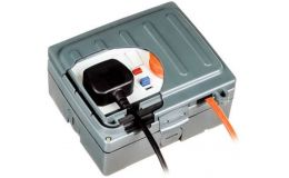 Timeguard Weathersafe Extreme Twin Gang 13A Switched Active RCD Socket