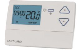 Timeguard 7 Day Programmable Room Thermostat with Frost Protection