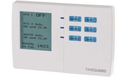 Timeguard 7 Day Electronic Programmer - 3 Channels