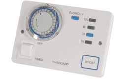 Timeguard Economy 7 Analogue Timeswitch with Boost Control