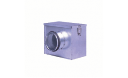 125mm In-Line Filter Box