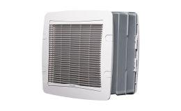 Vent Axia Lo Carbon TX12WL Wireless Wall Fan