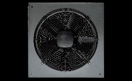Vortice A-E254T Compact Plate Fan 3Ph 264mm Medium 785m3h