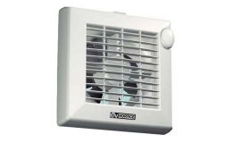 """Vortice Punto 4"""" Axial Fan M100-4HCST Humidity & Timer"""