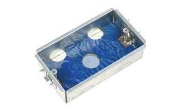 2 Gang 35mm Intumescent Cavity Box