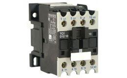 Contactor AC 3P 5.5KW 12A 415V 1NC Aux