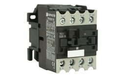 Contactor AC 3P 11KW 25A 110V 1NC Aux