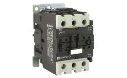 Contactor 3P 22KW 40A 24V AC 1NO + 1NC Aux