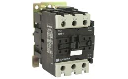 Contactor 3P 37KW 65A 415V AC 1NO + 1NC Aux