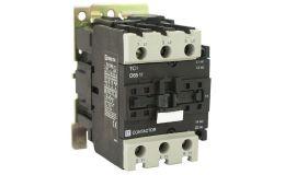 Contactor 3P 37KW 65A 24V AC 1NO + 1NC Aux