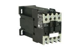Contactor 3P 4KW 9A 24V DC 1NO Aux