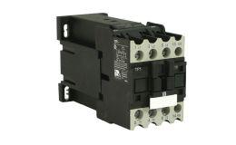 Contactor 3P 11KW 25A 12V DC 1NO Aux