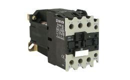 Contactor 3P 15KW 32A 12V DC 1NC Aux